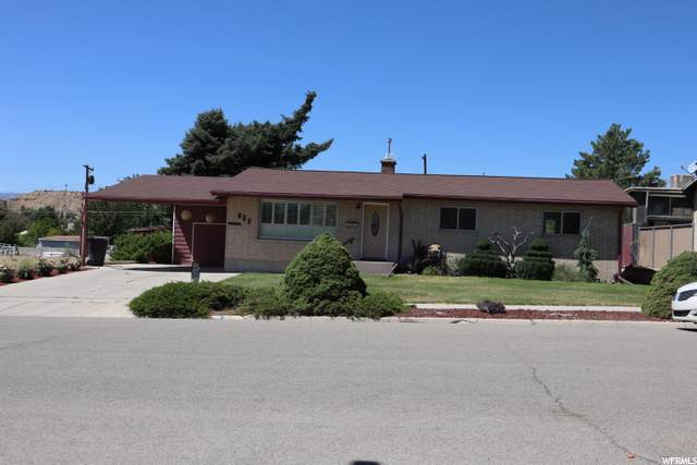 855 N 700 E, Price, UT 84501 (#1694377) :: EXIT Realty Plus