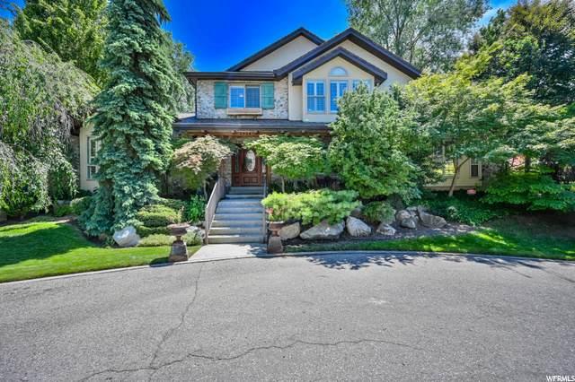 1924 E Sutton Commons Cir, Salt Lake City, UT 84121 (#1694391) :: Big Key Real Estate