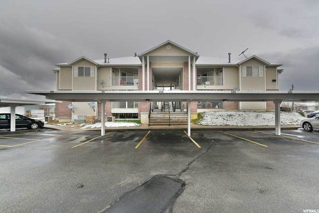 137 W 600 N #205, Tooele, UT 84074 (#1694395) :: Doxey Real Estate Group