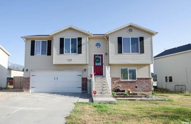 517 E Canyon View Drive N, Ogden, UT 84404 (#1694483) :: Big Key Real Estate