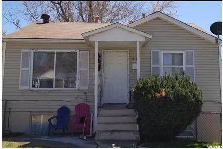 619 E 29TH S, Ogden, UT 84403 (#1694540) :: Bustos Real Estate | Keller Williams Utah Realtors