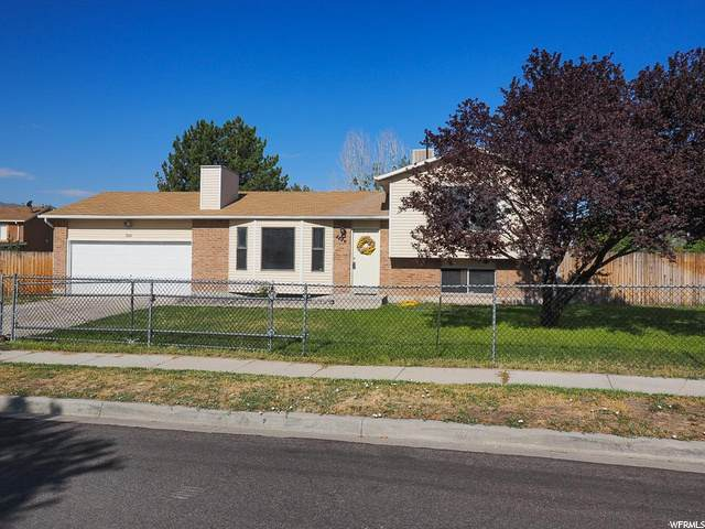 3034 S Hadley Ct W, West Valley City, UT 84128 (#1694601) :: Exit Realty Success