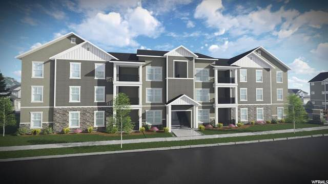 718 N 380 W Cc101, Vineyard, UT 84059 (#1694613) :: Doxey Real Estate Group