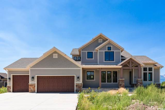 372 S 1850 E, Heber City, UT 84032 (#1694621) :: Doxey Real Estate Group