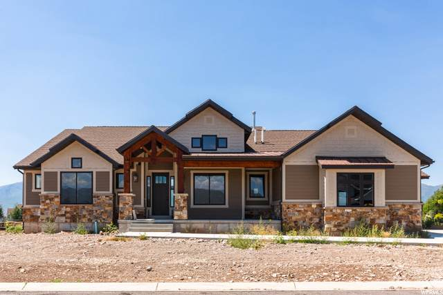 422 S 1850 E, Heber City, UT 84032 (#1694635) :: Doxey Real Estate Group