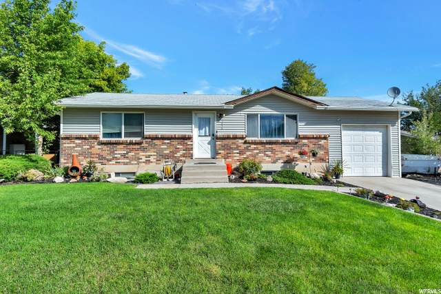3636 S Patriot Dr, Magna, UT 84044 (#1694654) :: Powder Mountain Realty