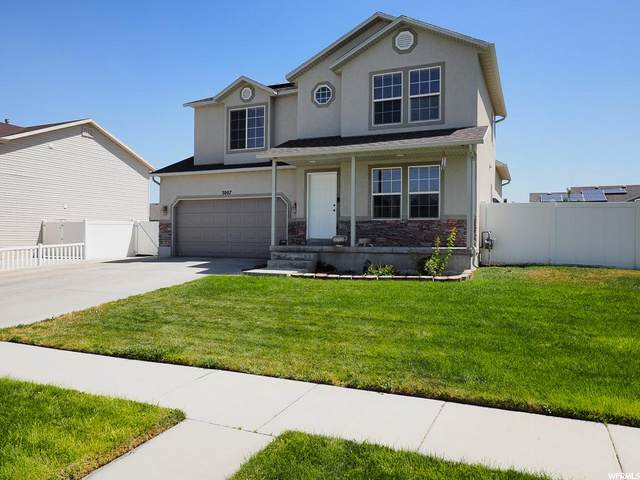 3007 S Gazelle Rd W, West Valley City, UT 84128 (#1694672) :: Exit Realty Success
