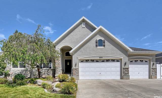 1634 W 1050 S, Syracuse, UT 84075 (MLS #1694745) :: Lawson Real Estate Team - Engel & Völkers