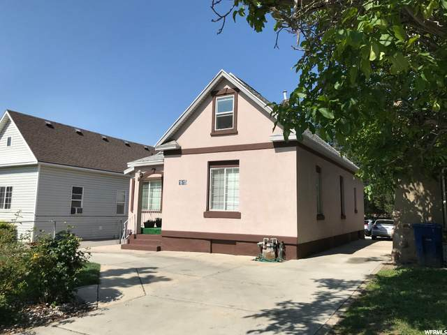 1615 Washington Blvd, Ogden, UT 84404 (#1694760) :: McKay Realty