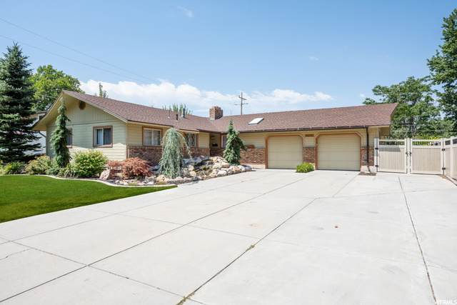 4215 S Taylor Ave, Ogden, UT 84403 (#1694802) :: Exit Realty Success