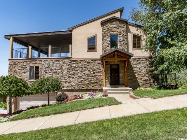 771 Easthills Dr, Bountiful, UT 84010 (#1694811) :: EXIT Realty Plus