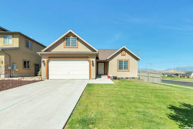 3825 E St Andrews Dr, Eagle Mountain, UT 84005 (#1694825) :: Exit Realty Success