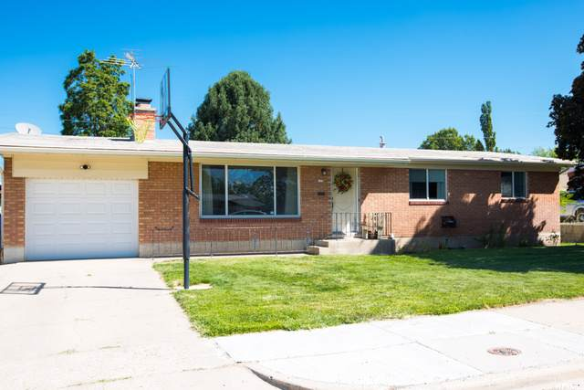 165 W 750 N, Clearfield, UT 84015 (#1694834) :: EXIT Realty Plus