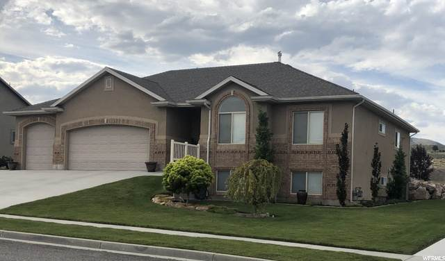 2558 W Valley View Dr, Tremonton, UT 84337 (#1694840) :: Doxey Real Estate Group