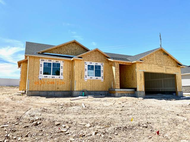 4530 S Cape Vista Way W, West Valley City, UT 84128 (#1694843) :: Powder Mountain Realty