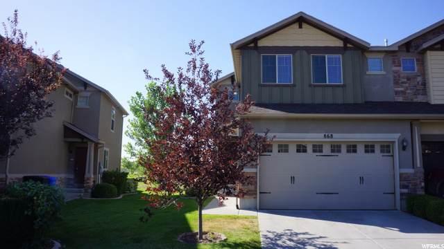 868 W Old Shepard Rd N, Farmington, UT 84025 (MLS #1694861) :: Lawson Real Estate Team - Engel & Völkers