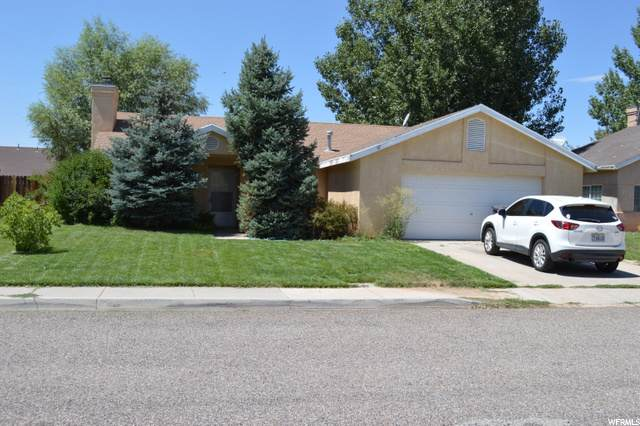 81 N 4000 W, Cedar City, UT 84720 (#1694865) :: EXIT Realty Plus