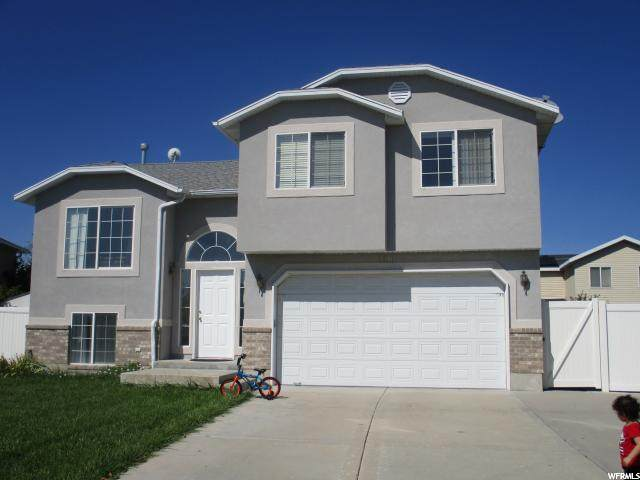 3310 W Montrone Dr, West Valley City, UT 84119 (#1694867) :: Exit Realty Success