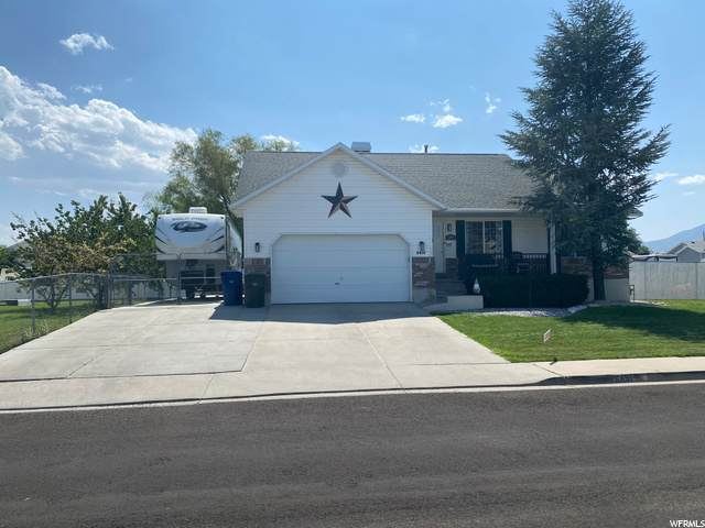 6451 W Snow Hollow, West Valley City, UT 84128 (#1694886) :: Exit Realty Success