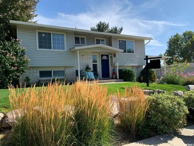 1208 Turquoise Way, Sandy, UT 84094 (#1694898) :: Gurr Real Estate