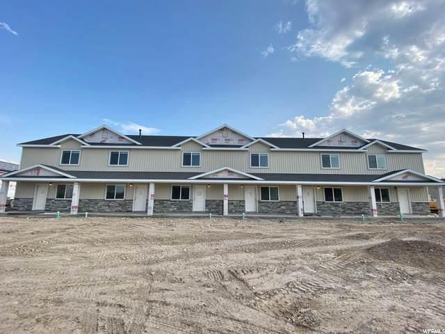 2460 W 450 N #12, Tremonton, UT 84337 (MLS #1694904) :: Lookout Real Estate Group