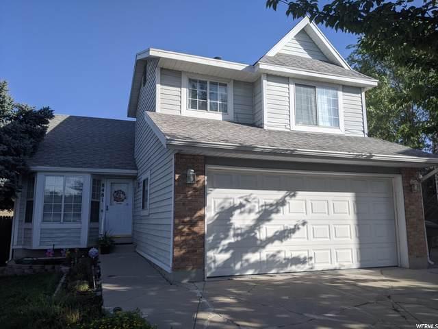 8481 S 3155 W, West Jordan, UT 84088 (#1694905) :: Gurr Real Estate