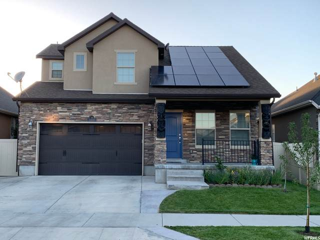 11168 S Tothill Way, South Jordan, UT 84095 (#1694908) :: Colemere Realty Associates