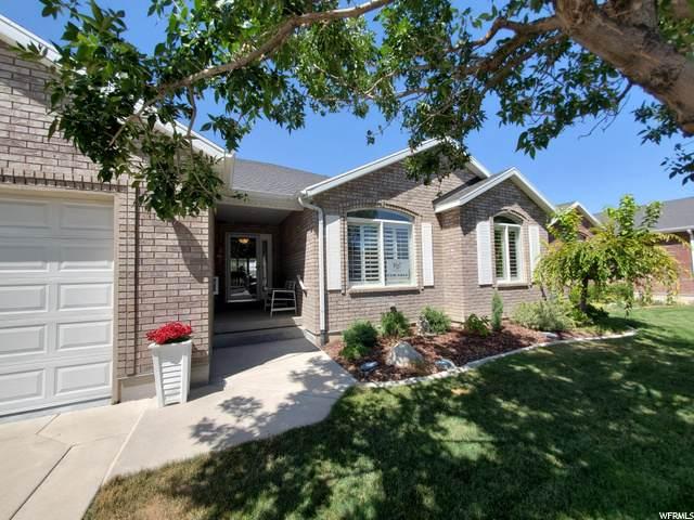 12736 S Marks Way W, Riverton, UT 84065 (#1694909) :: Gurr Real Estate