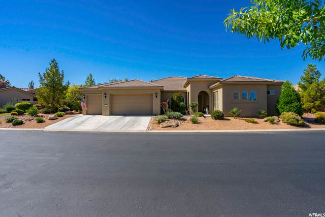 2141 W Horizon View Dr, St. George, UT 84790 (#1694911) :: Pearson & Associates Real Estate
