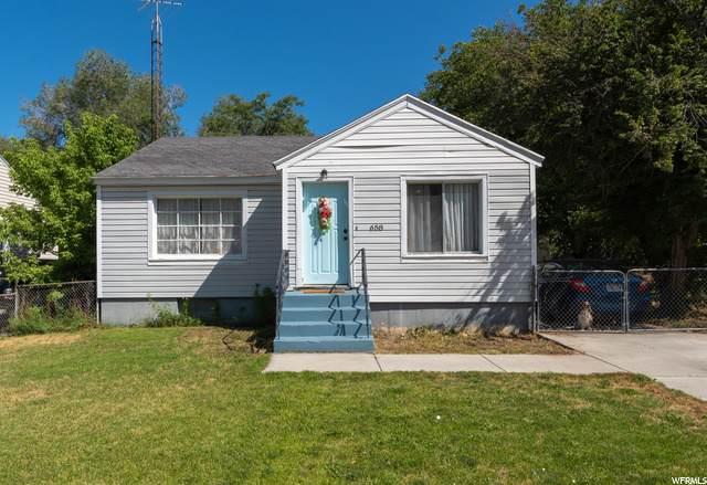 658 E Patterson St S, Ogden, UT 84403 (#1694915) :: Gurr Real Estate