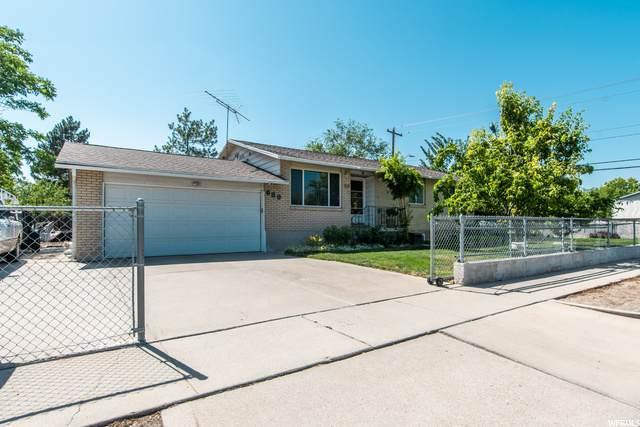 689 N Starcrest Dr, Salt Lake City, UT 84116 (#1694916) :: Gurr Real Estate