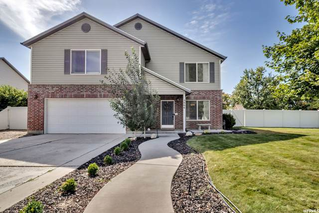 866 S 1660 W, Lehi, UT 84043 (#1694948) :: Big Key Real Estate