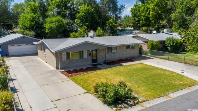 950 E 5700 S, Salt Lake City, UT 84121 (#1694952) :: Big Key Real Estate