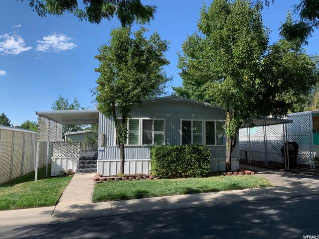 371 E Excalibur St N #3, North Salt Lake, UT 84054 (#1694959) :: McKay Realty