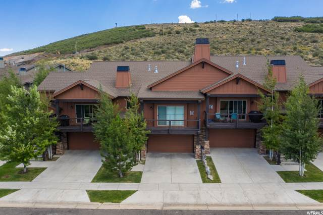 976 W White Cloud Trl, Heber City, UT 84032 (MLS #1694984) :: Lookout Real Estate Group