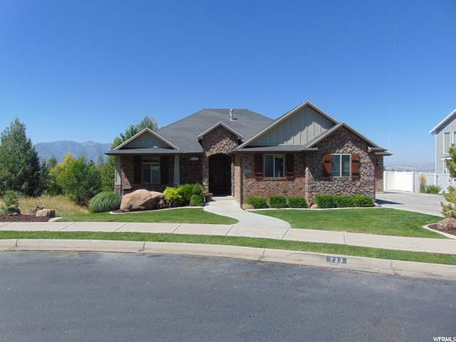 723 S Cove St E, Providence, UT 84332 (#1694990) :: Doxey Real Estate Group