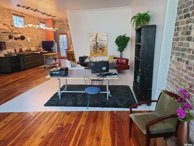 560 S 800 E, Salt Lake City, UT 84102 (#1694997) :: Big Key Real Estate