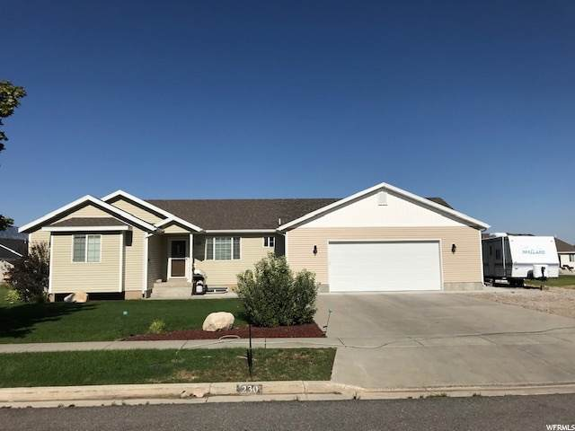 230 S 1380 E, Hyrum, UT 84319 (MLS #1695098) :: Lookout Real Estate Group