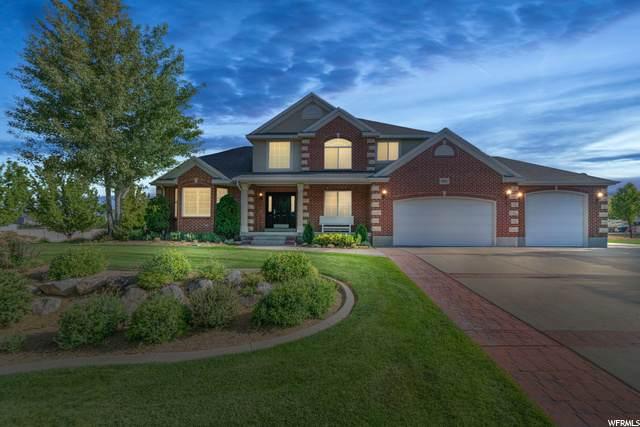 4015 W Buck Hollow Ln, Bluffdale, UT 84065 (#1695108) :: Colemere Realty Associates