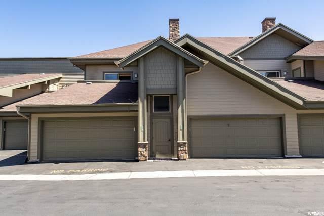 1684 Fox Hollow Ln H4, Park City, UT 84098 (#1695124) :: Big Key Real Estate