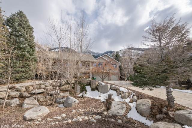 2878 E Wasatch Blvd, Sandy, UT 84092 (#1695127) :: Big Key Real Estate