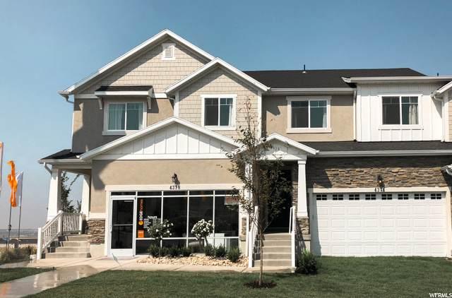 4378 W Skyes Ln #22, Herriman, UT 84096 (MLS #1695140) :: Lookout Real Estate Group