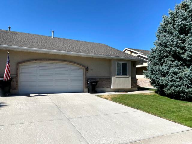 490 E Buckley Ave, Springville, UT 84663 (MLS #1695158) :: Lookout Real Estate Group