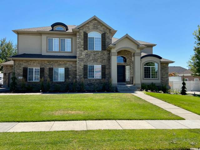 1164 E Bella Vista Dr, Fruit Heights, UT 84037 (#1695166) :: Doxey Real Estate Group