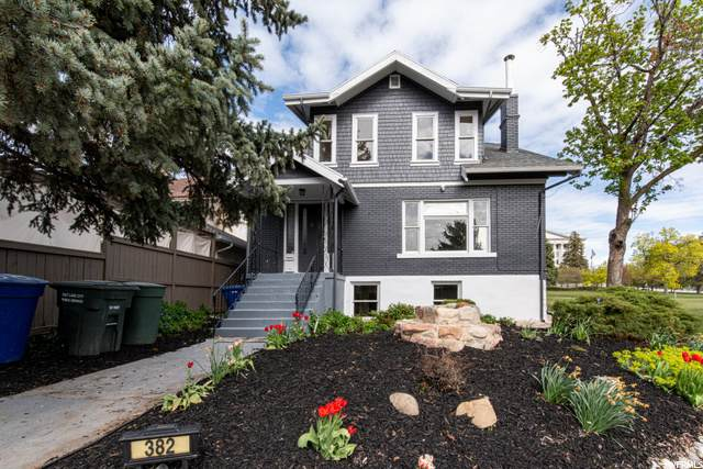382 N Wall St W, Salt Lake City, UT 84103 (MLS #1695210) :: Lawson Real Estate Team - Engel & Völkers