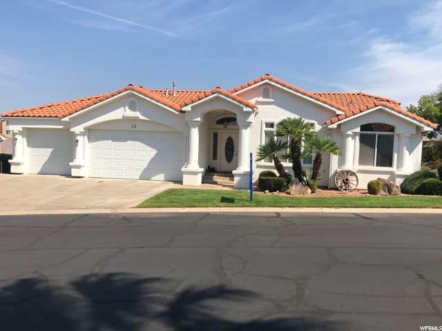1610 W 100 N #12, St. George, UT 84770 (MLS #1695267) :: Lookout Real Estate Group