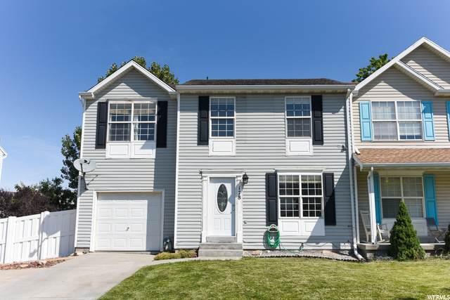 178 W Wallace Way N, Tooele, UT 84074 (MLS #1695272) :: Lookout Real Estate Group