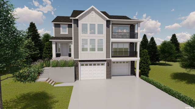 14903 S Auburn Sky Dr #125, Draper (Ut Cnty), UT 84020 (#1695330) :: Big Key Real Estate