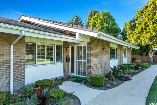 889 E Three Fountains Dr S #220, Salt Lake City, UT 84107 (MLS #1695380) :: Lookout Real Estate Group
