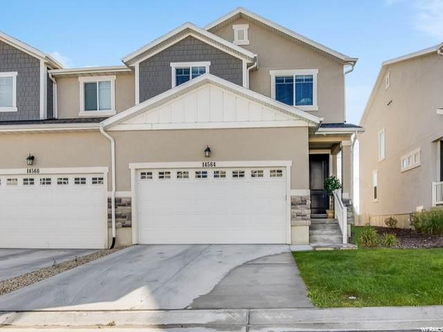 14564 S Quiet Shade Dr, Herriman, UT 84096 (MLS #1695417) :: Lookout Real Estate Group